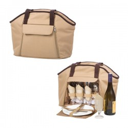Highland 4 Setting Picnic Cooler Bag