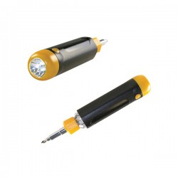 Magnum Screwdriver Set with Torch