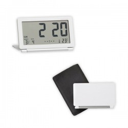 Zone Digital Travel Clock