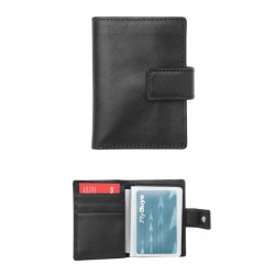 Cambridge Leather Business Card Holder