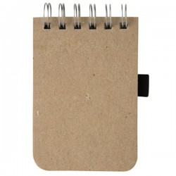 Recycled Cardboard Note Pad