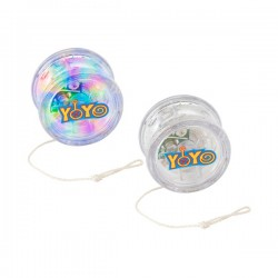 Rainbow LED Yo-Yo