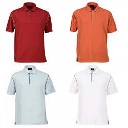 Men's Bio-Weave Polo