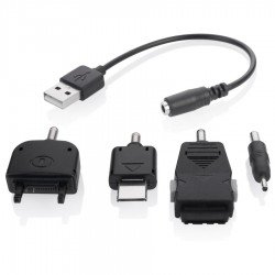 Mobile Charging Adaptor Set