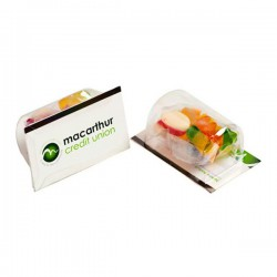 Biz Card Treats with Mixed Lollies 50G