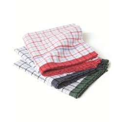 JB's Jacquard Tea Towel (12Pack) 76X48 Asst