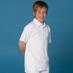 Podium S/S Cricket Polo
