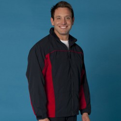 Podium Contrast Warm up Jacket