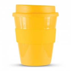 Yellow 350ml Express Reusable Coffee Cups