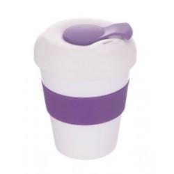 White Purple 320ml Profile Karma Kup