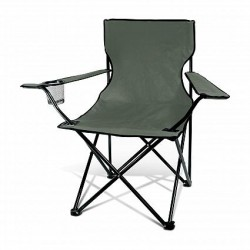 Grey Memphis Folding Picnic Chair