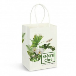 Small Paper Carry Bag - Full Colour