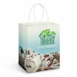 Large Paper Carry Bag - Full Colour