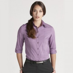 Chevron Ladies Shirt 3/4