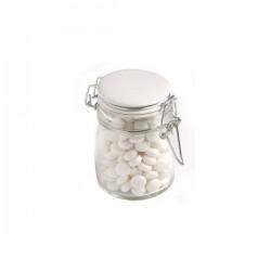 Mints in Glass Clip Lock Jar 160G