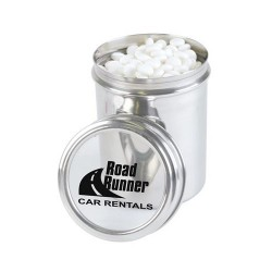 Dynamints in 12cm Stainless Steel Canister