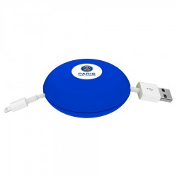 Spinni Cable Organiser (Blue)