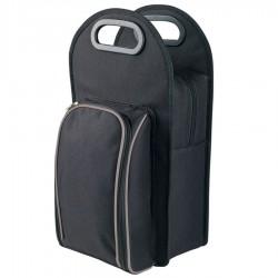 2 Bottle Picnic Cooler Bags