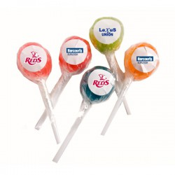 Ball Lollipop (Mixed Colours)
