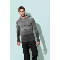 Mens Active Seamless Jacket