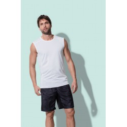Mens Active 140 Sleeveless