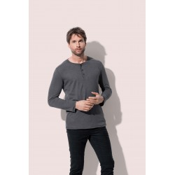 Mens Shawn Henley Long Sleeve