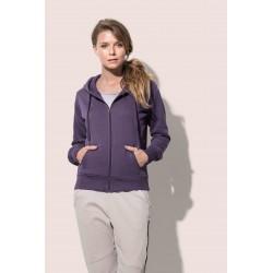 Womens Active Sweatjacket