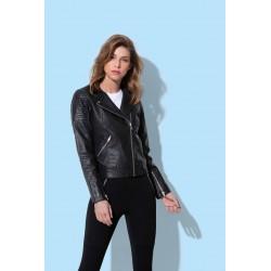Womens Active Biker Jacket