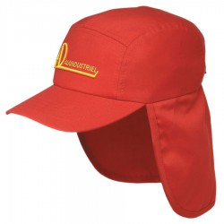 Kids Polycotton Legionnaire Caps