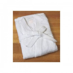 Luxury Terry Bath Robe