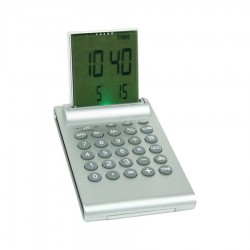 Quadra Desk Calculator Clock