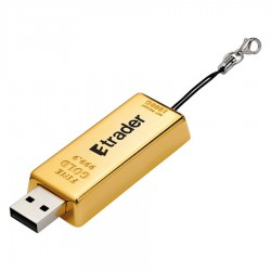 Gold Bar USB