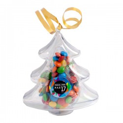 Acrylic Trees Filled with M&Ms 50G