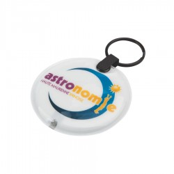Press-Light Keyring