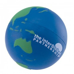 Stress Earth Ball