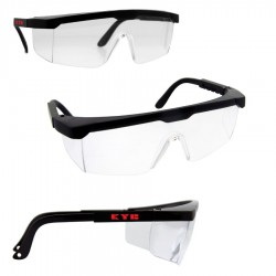 Adjustable ANSI Safety Glasses