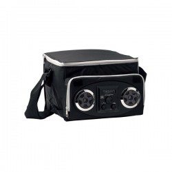 12 Litre Cooler Bag with AM/FM Radio